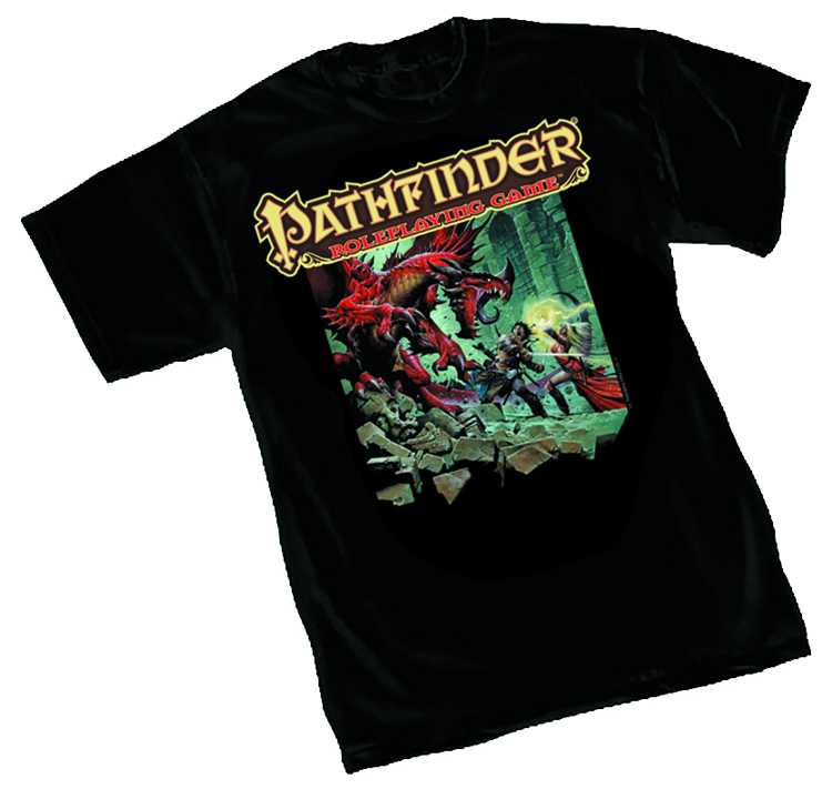 PATHFINDER CORE BLK T/S XL