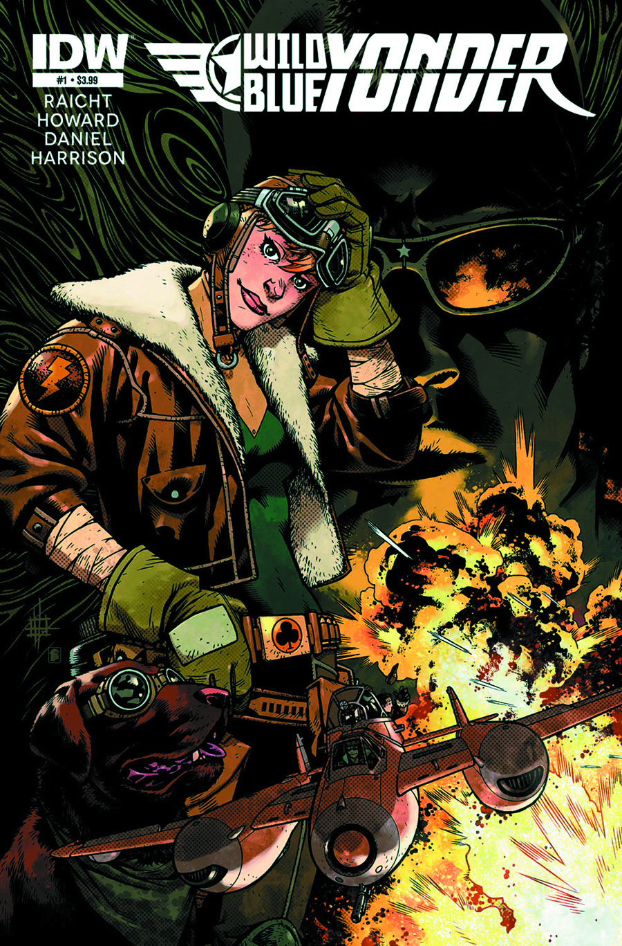 (USE JUL138415) WILD BLUE YONDER #1 (OF 5) 2ND PTG