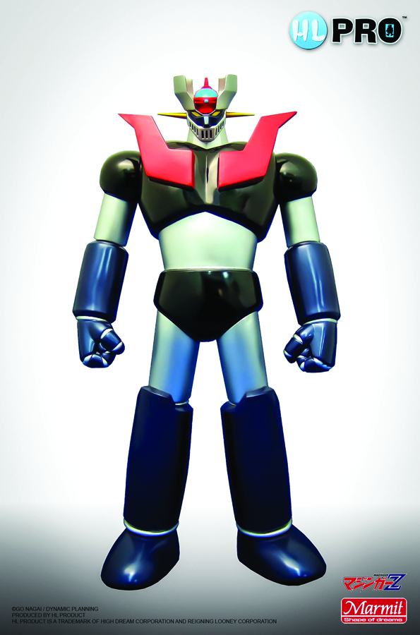 MAZINGER Z 16IN PVC FIG
