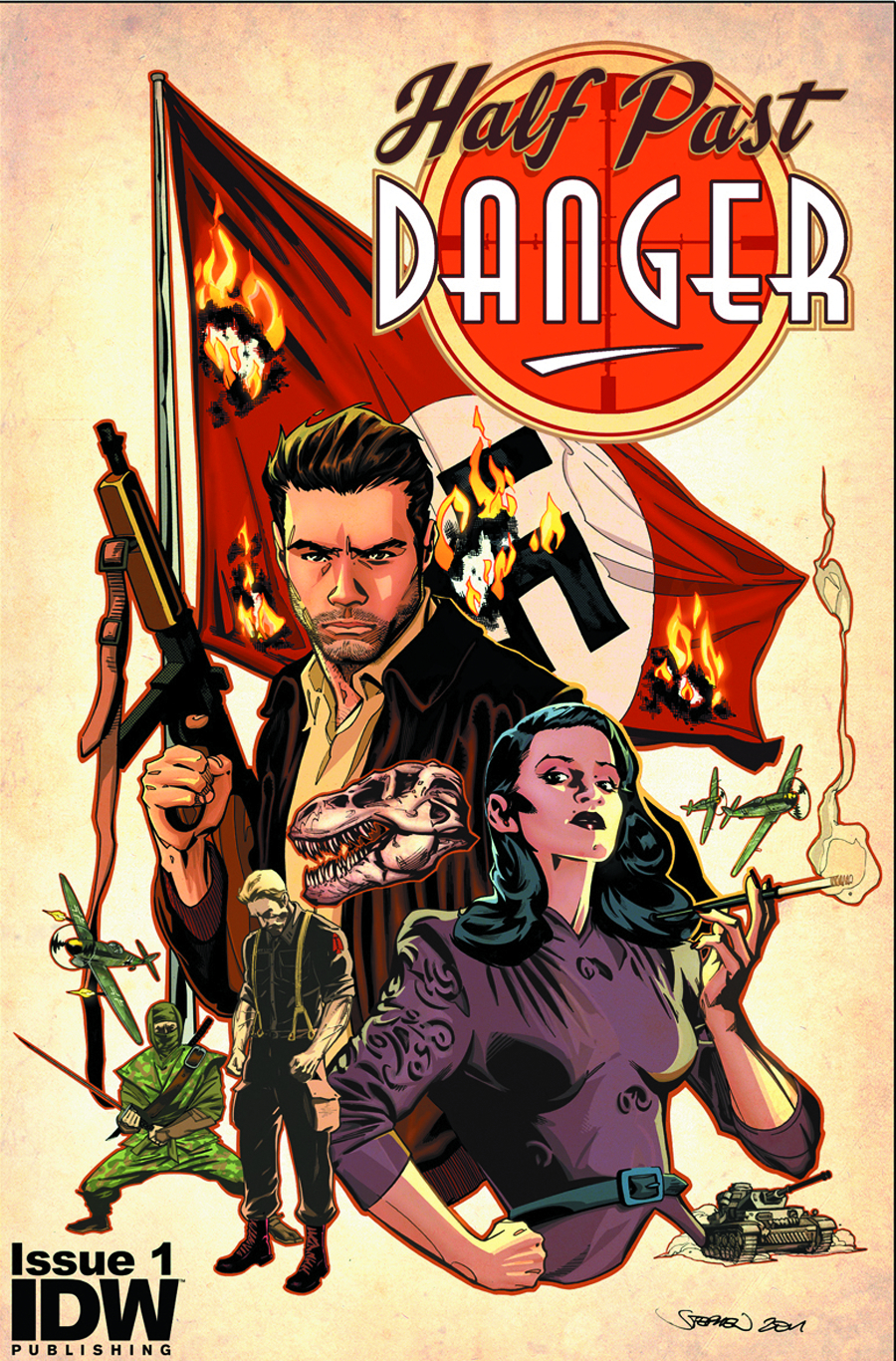 (USE JUN138204) HALF PAST DANGER #1 (OF 6) 2ND PTG