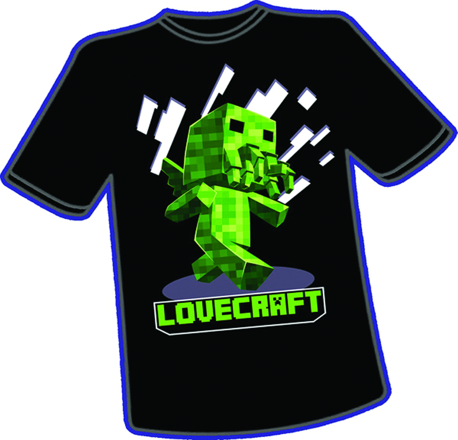 HP MINE CRAFT T/S XXL