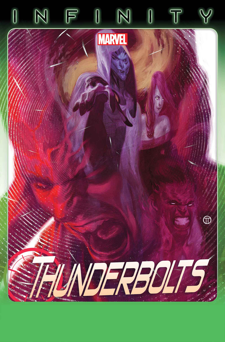THUNDERBOLTS #16 INF