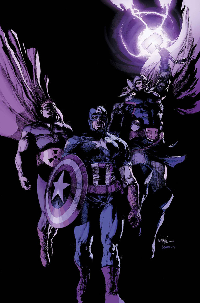 AVENGERS #22 INF
