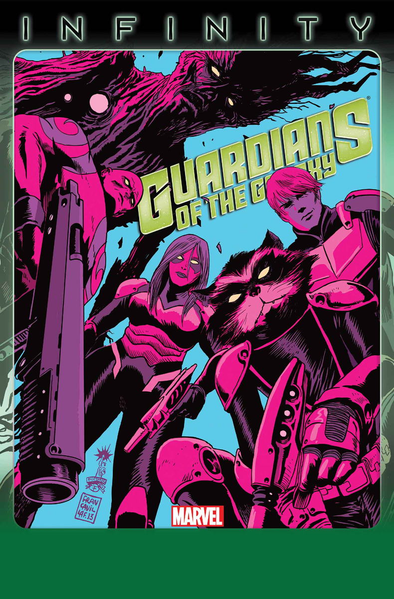GUARDIANS OF GALAXY #8 INF