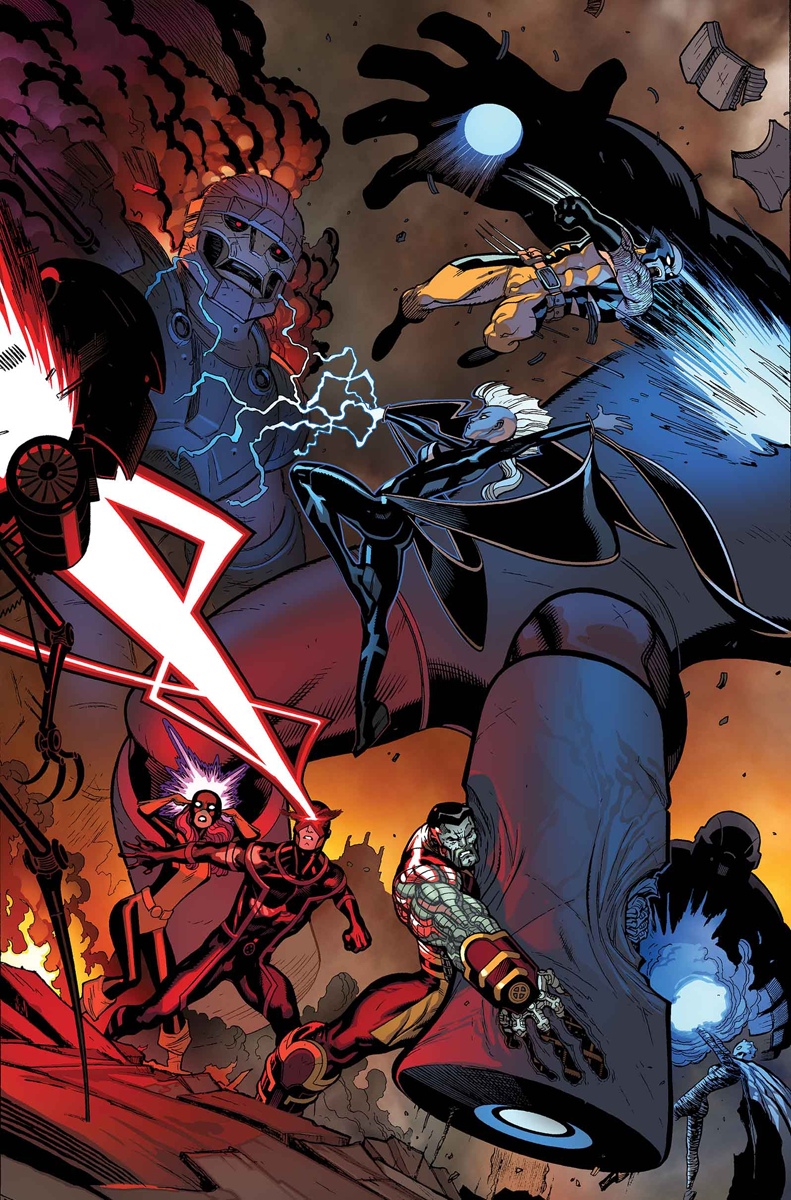 X-MEN BATTLE OF ATOM #2