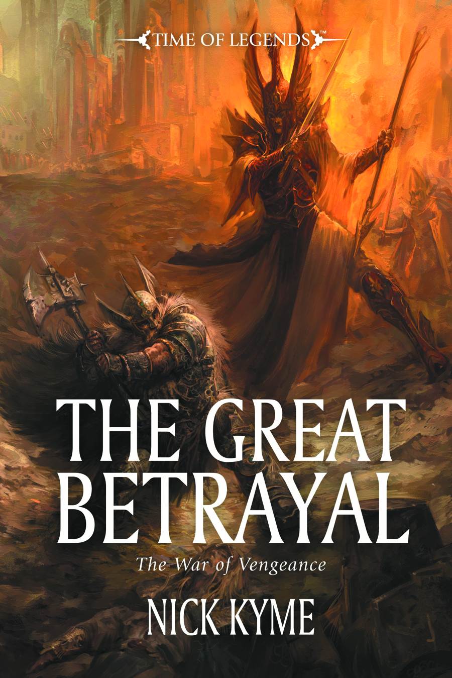 WARHAMMER GREAT BETRAYAL SC