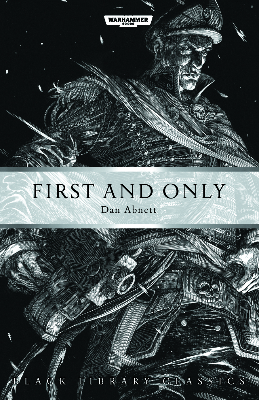 WARHAMMER 40K FIRST AND ONLY TP