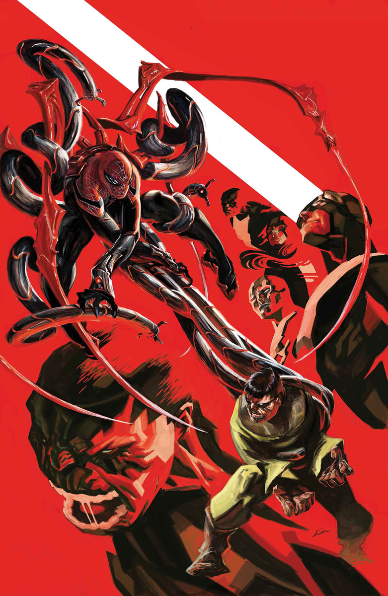 SUPERIOR SPIDER-MAN TEAM UP SPECIAL #1