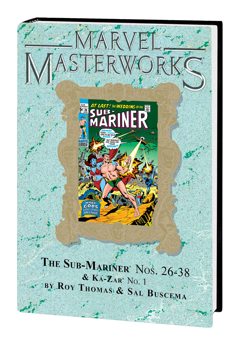 MMW SUB MARINER HC VOL 05 DM VAR ED 202