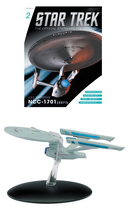 STAR TREK STARSHIPS FIG MAG #2 USS ENTERPRISE NCC-1701