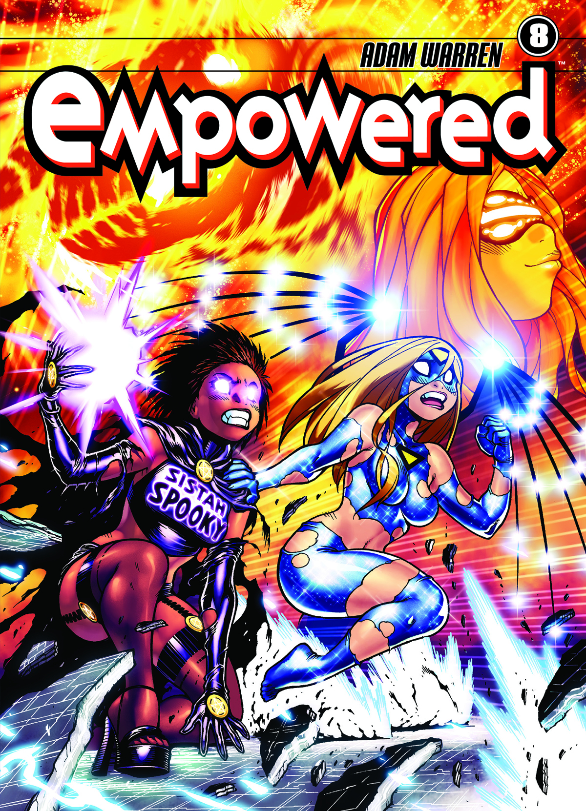EMPOWERED TP VOL 08