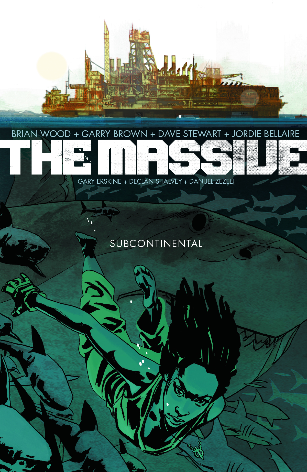 MASSIVE TP VOL 02 SUBCONTINENTAL