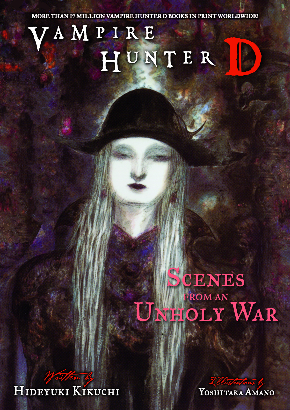 VAMPIRE HUNTER D NOVEL VOL 20 SCENES UNHOLY WAR