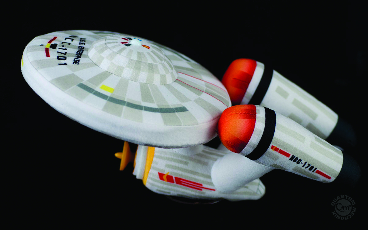 STAR TREK USS ENTERPRISE PLUSH