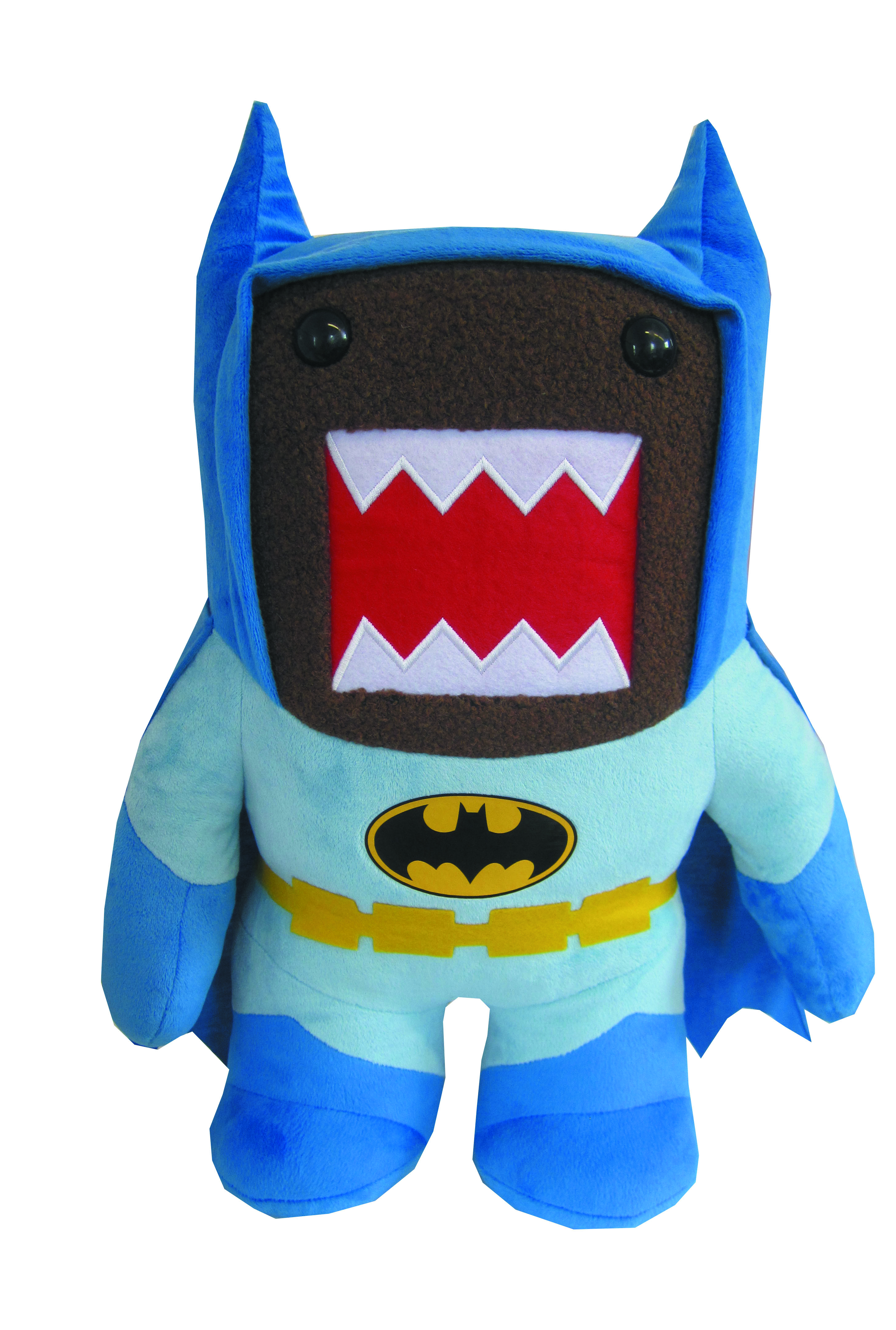 DOMO BATMAN BLUE 16.5IN PLUSH