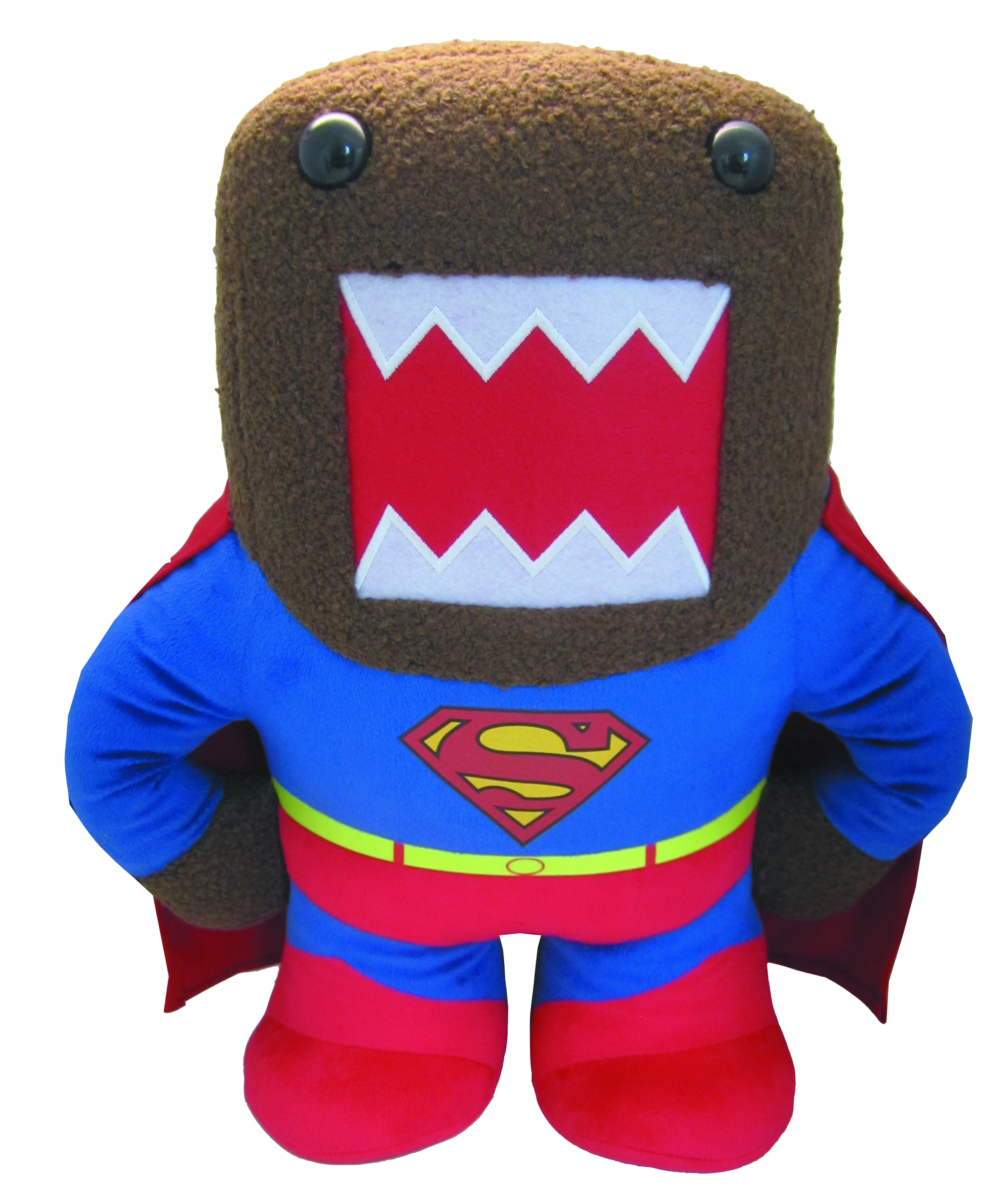 DOMO SUPERMAN 16.5IN PLUSH