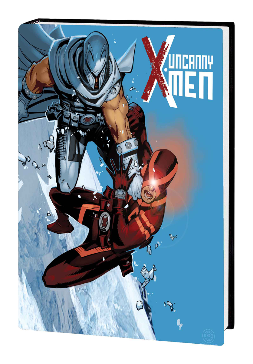 UNCANNY X-MEN PREM HC VOL 02 BROKEN