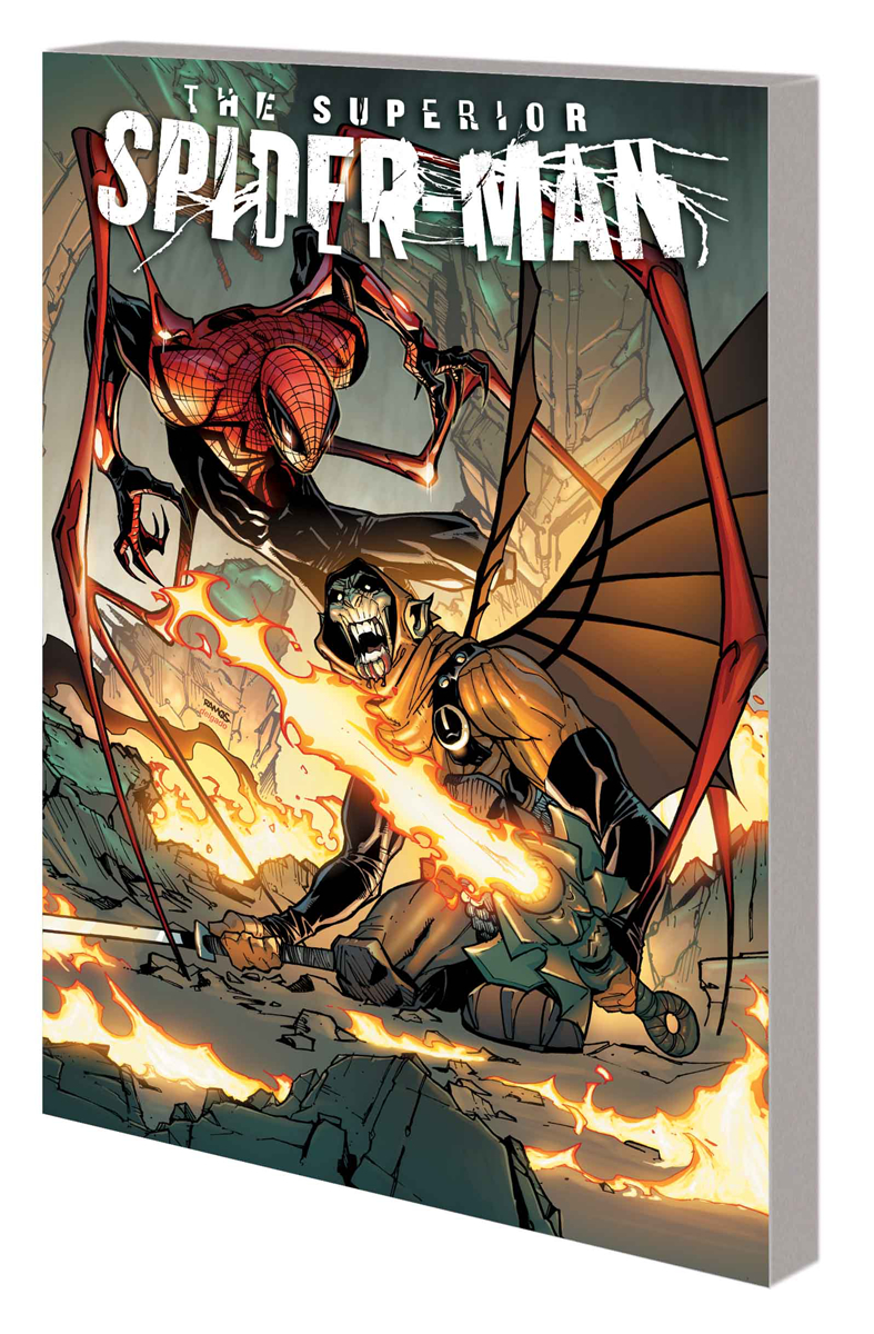 SUPERIOR SPIDER-MAN TP VOL 03 NO ESCAPE