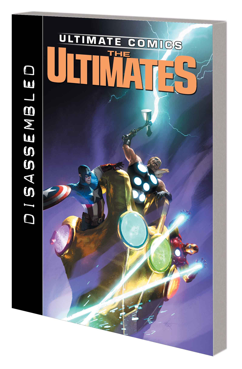 ULTIMATE COMICS ULTIMATES TP DISASSEMBLED