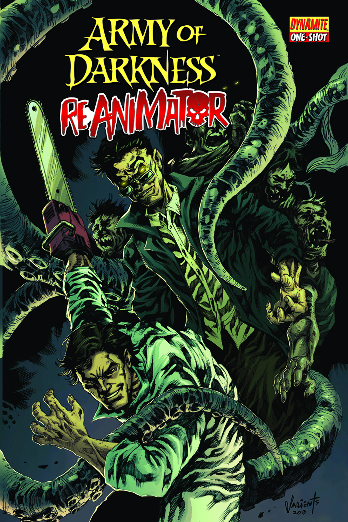 ARMY OF DARKNESS/REANIMATOR ONE SHOT