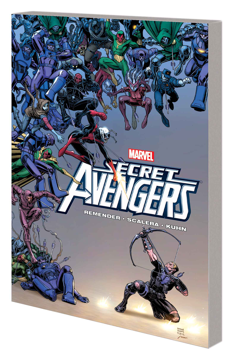 SECRET AVENGERS BY RICK REMENDER TP VOL 03