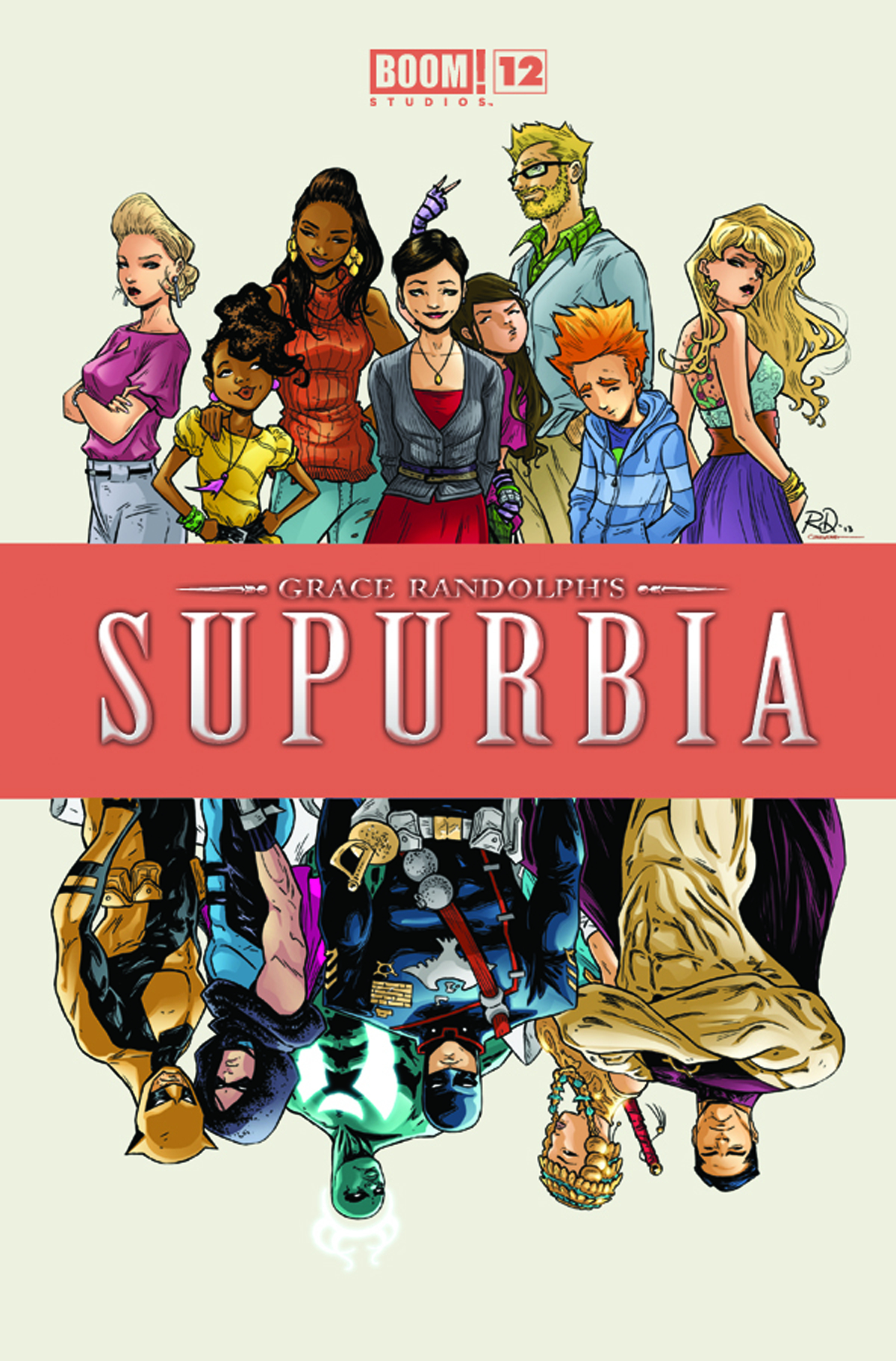 SUPURBIA ONGOING #12