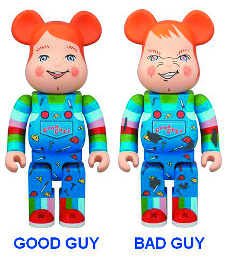 CHILDS PLAY 2 GOOD GUY 400% BEA
