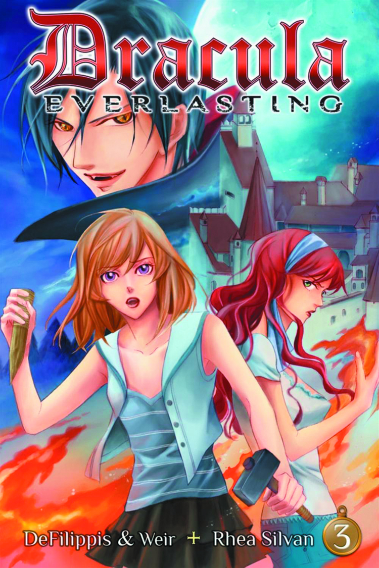 DRACULA EVERLASTING GN VOL 03