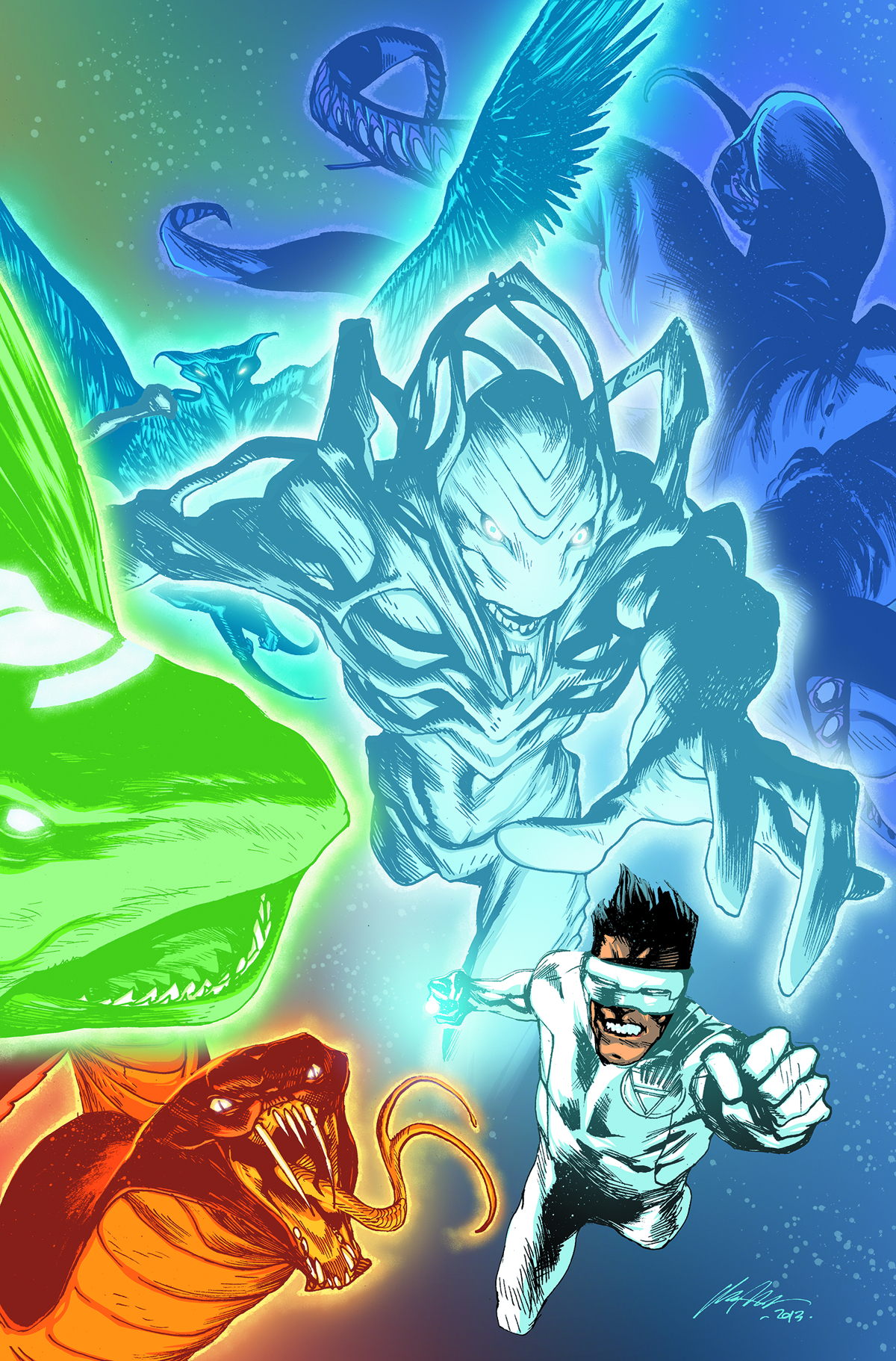 GREEN LANTERN NEW GUARDIANS #24