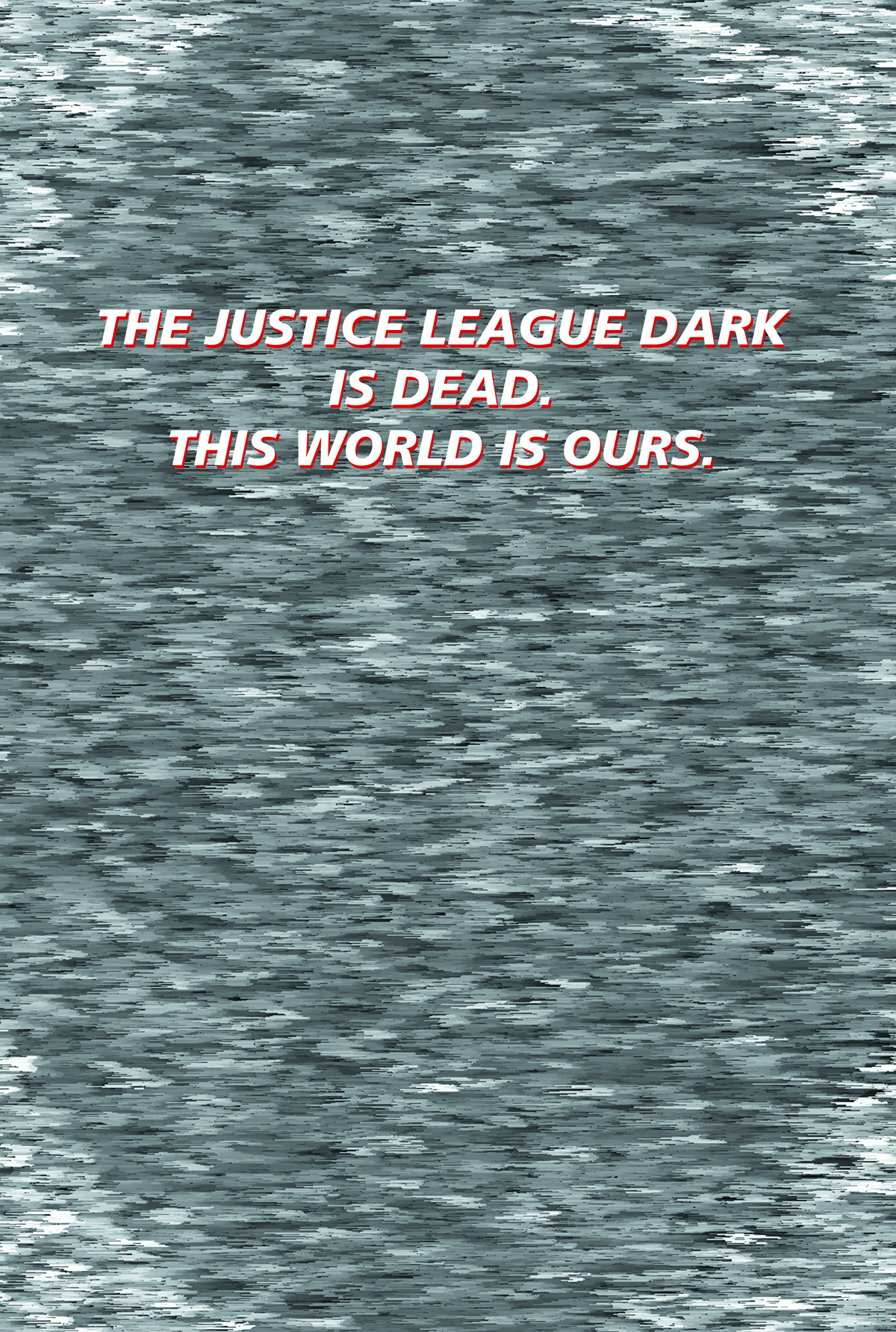 JUSTICE LEAGUE DARK #24 (EVIL)