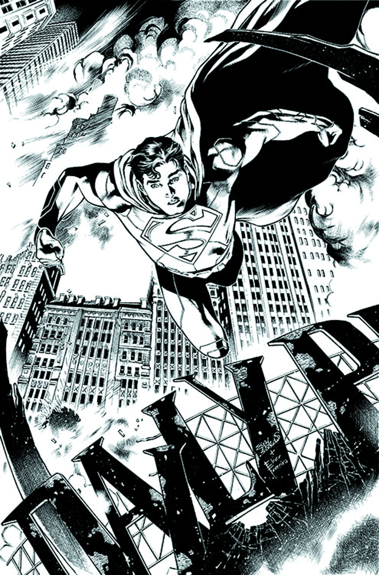 SUPERMAN #24 VAR ED