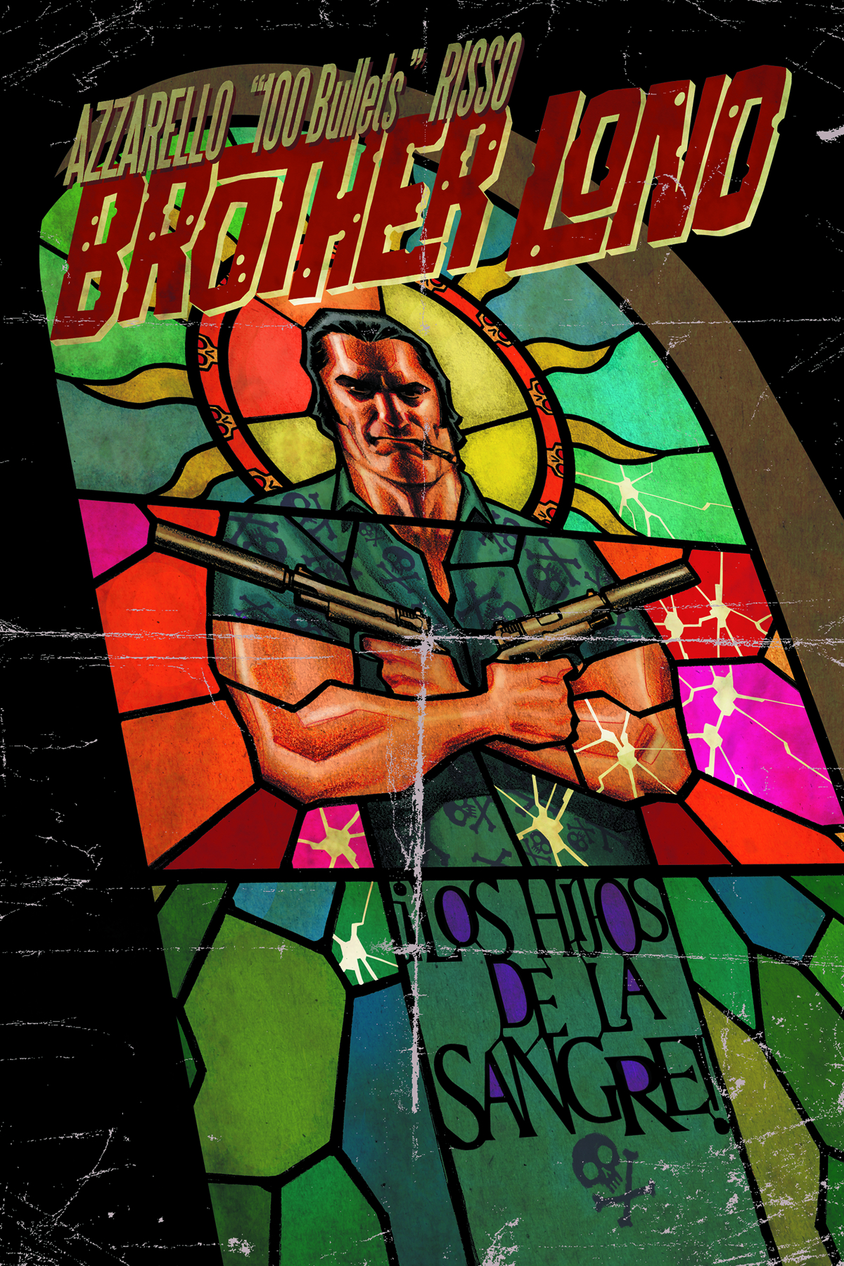 100 BULLETS BROTHER LONO #5 (OF 8)