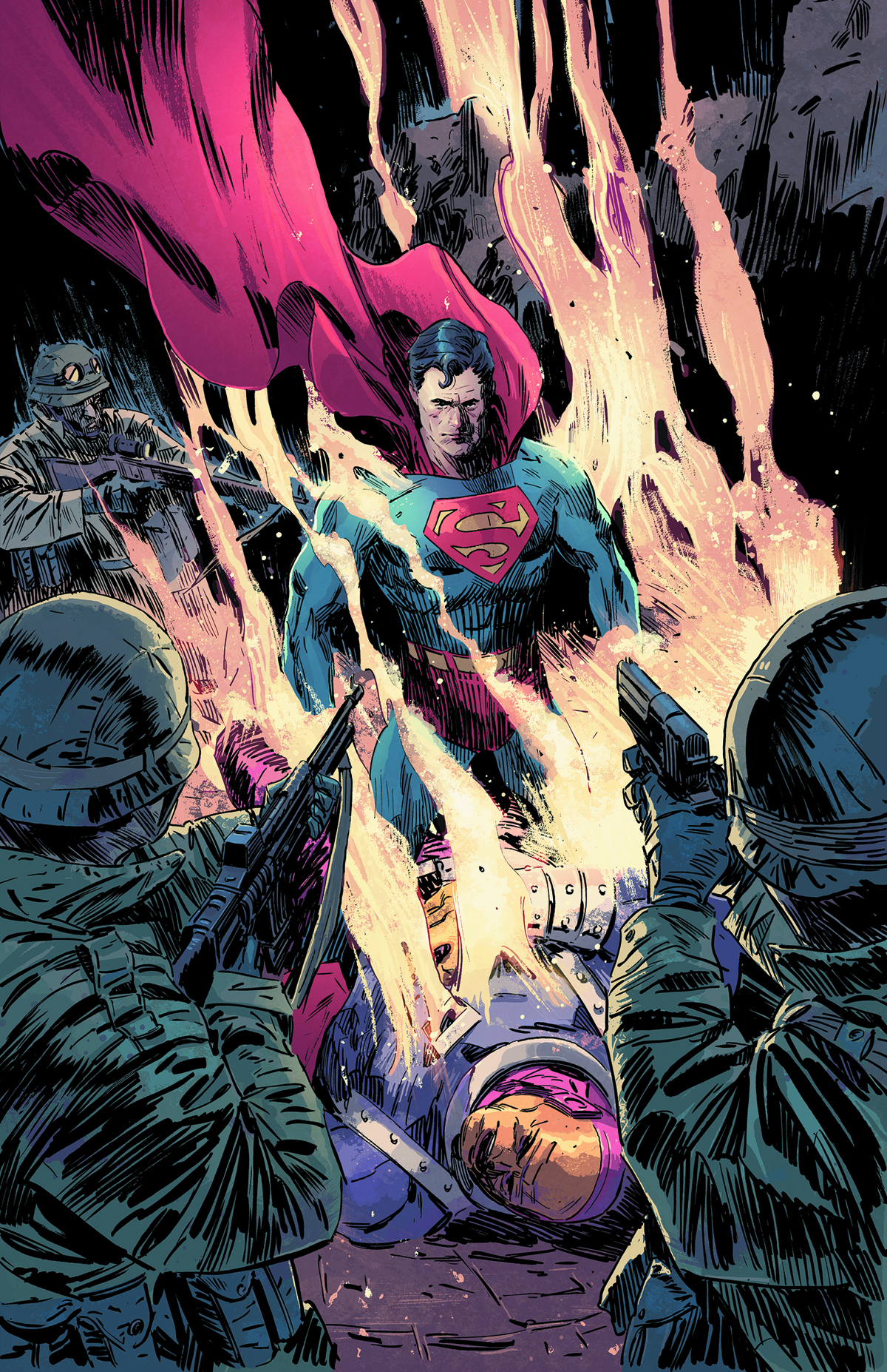 ADVENTURES OF SUPERMAN #6