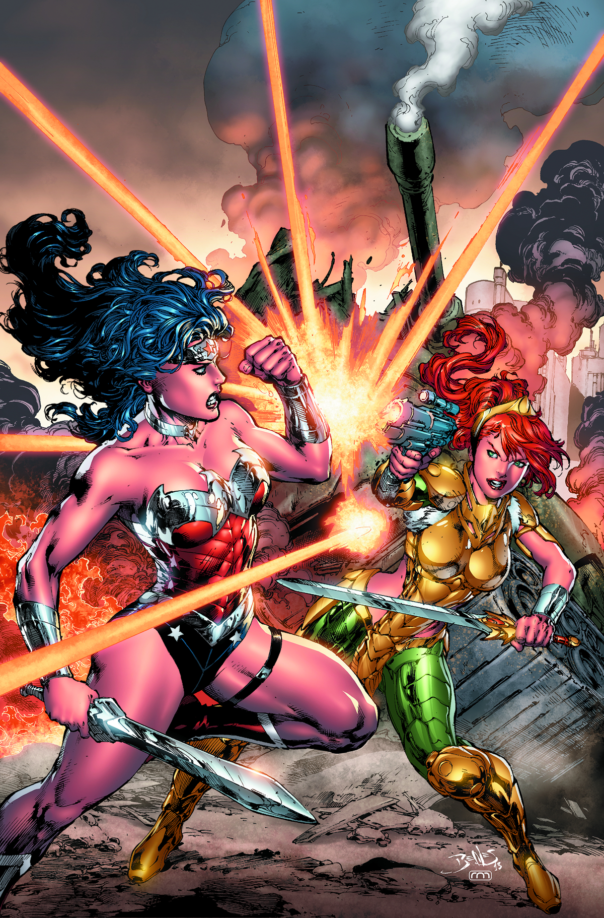 DC VS MASTERS OF THE UNIVERSE #3