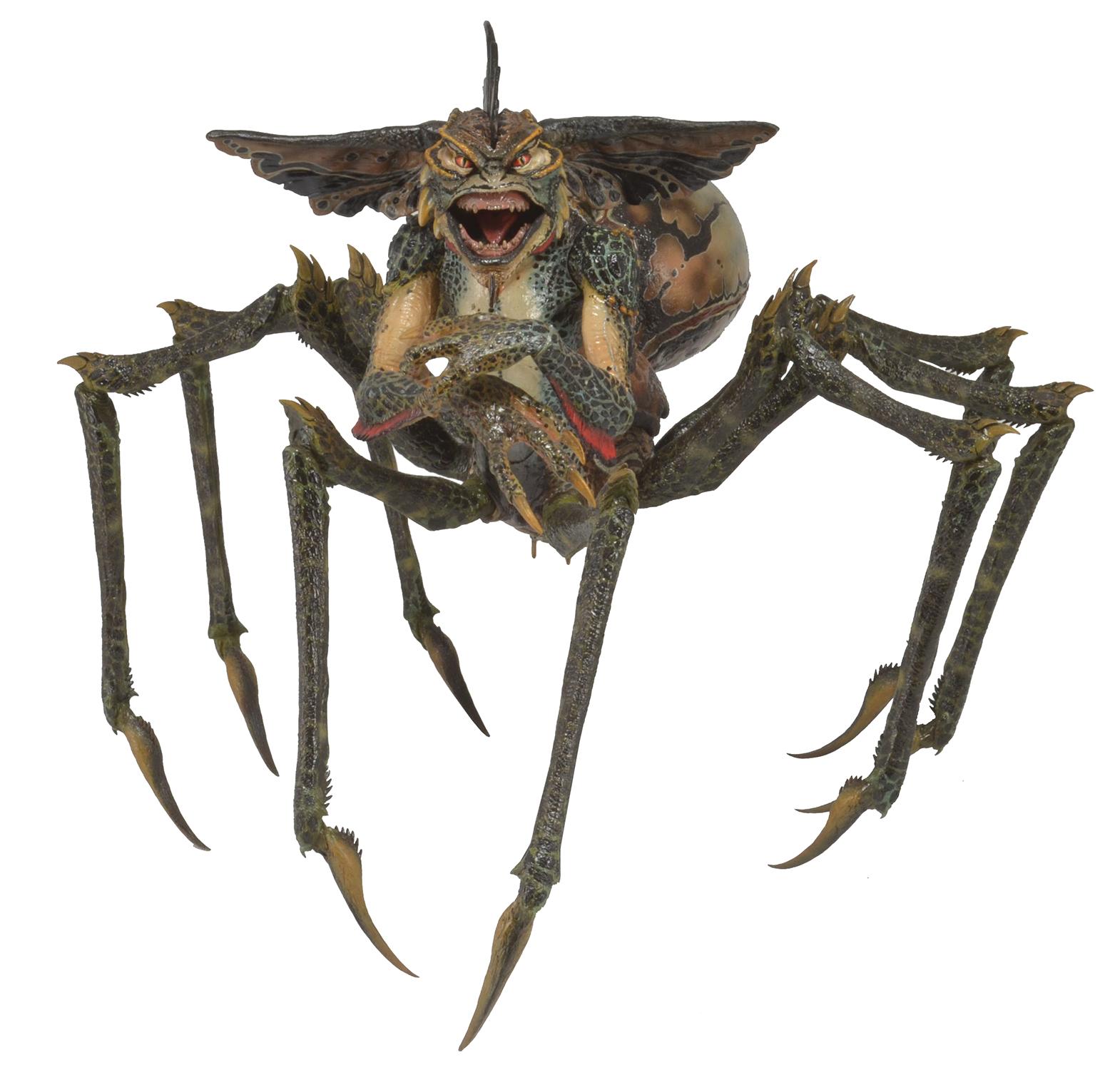 GREMLINS SPIDER DLX BOXED AF