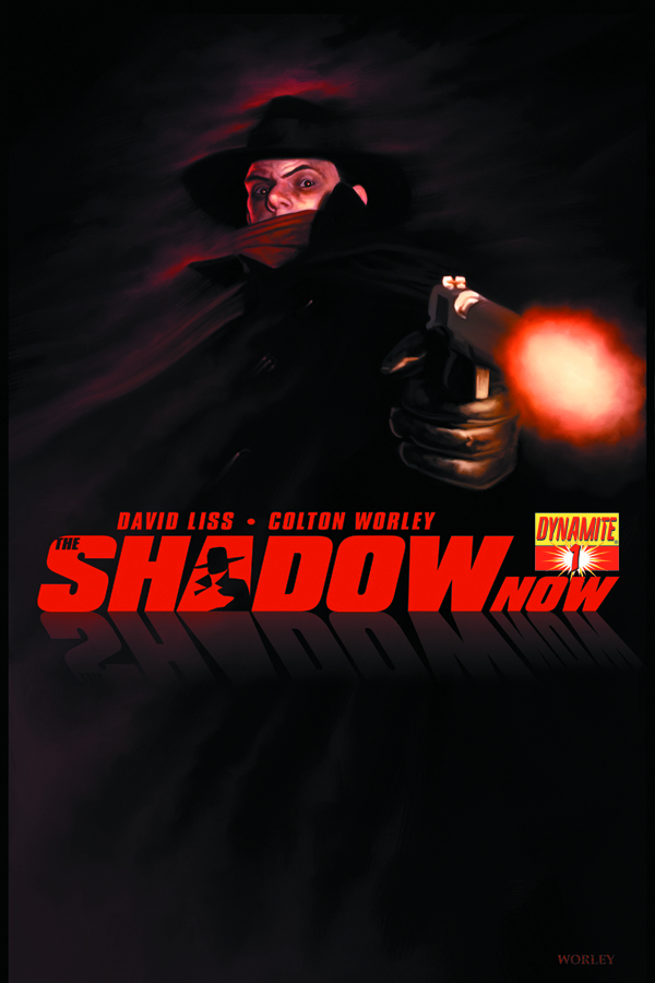 SHADOW NOW #1