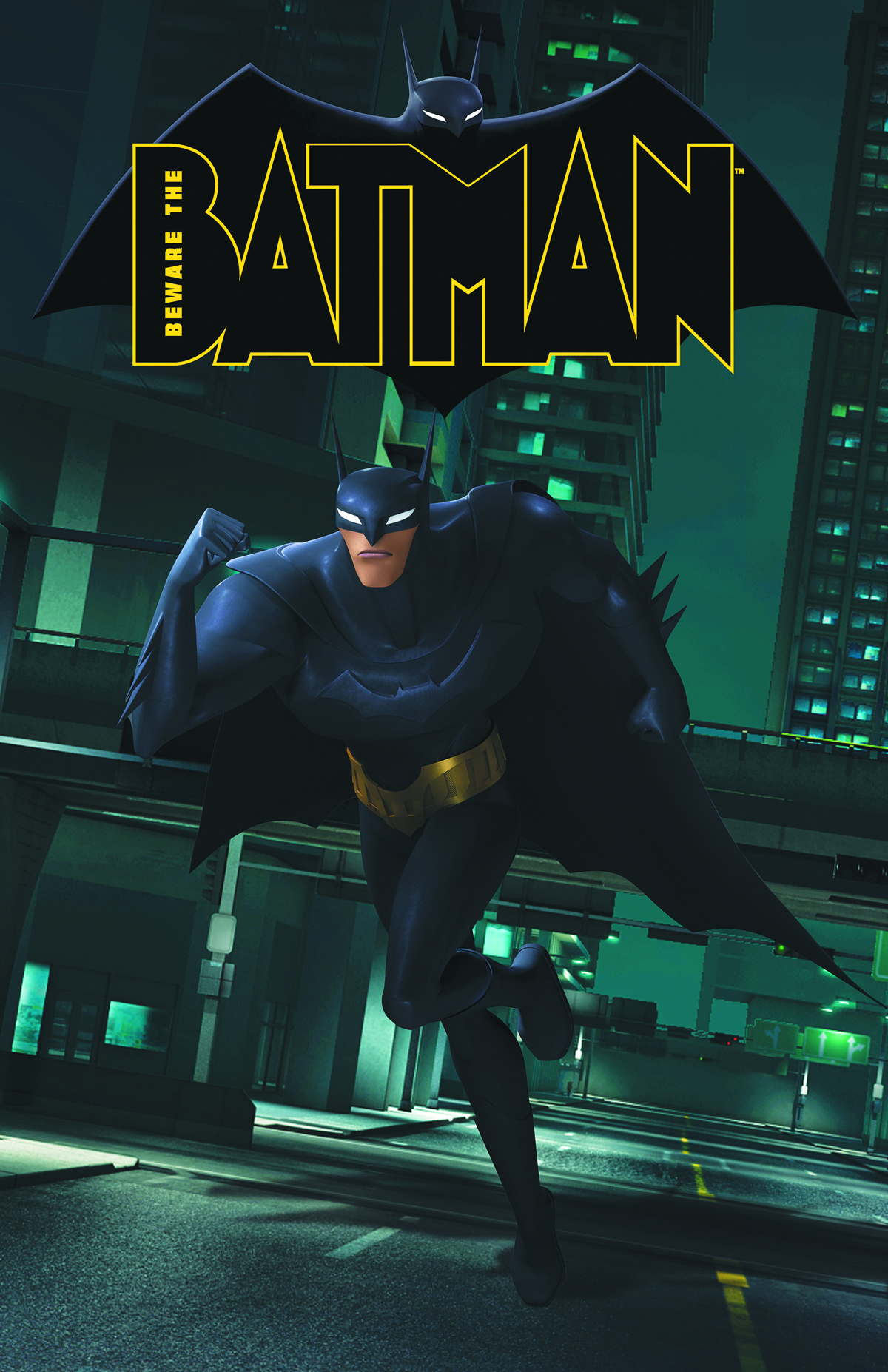 BEWARE THE BATMAN #1 VAR ED