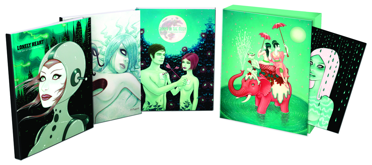 ART OF TARA MCPHERSON LTD BOX SET
