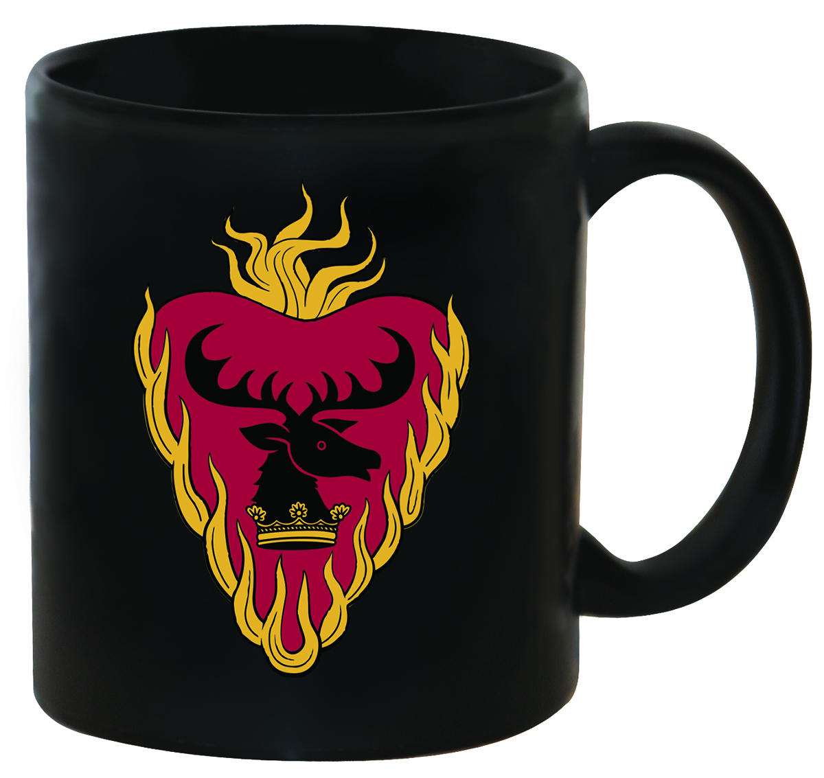 GAME OF THRONES COFFEE MUG STANNIS