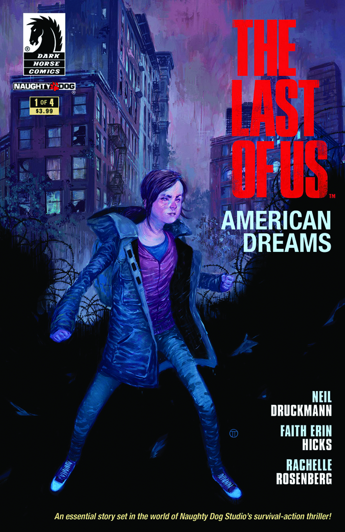 LAST OF US AMERICAN DREAMS #1 (OF 4) (3RD PTG)