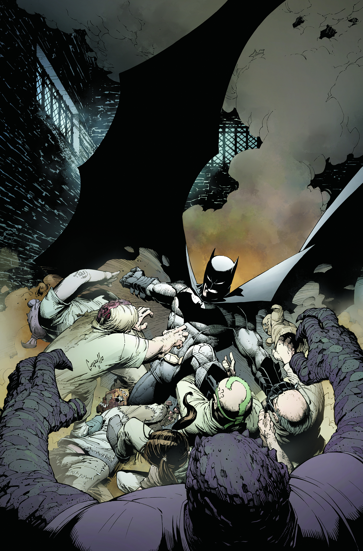 DC COMICS ESSENTIALS BATMAN #1