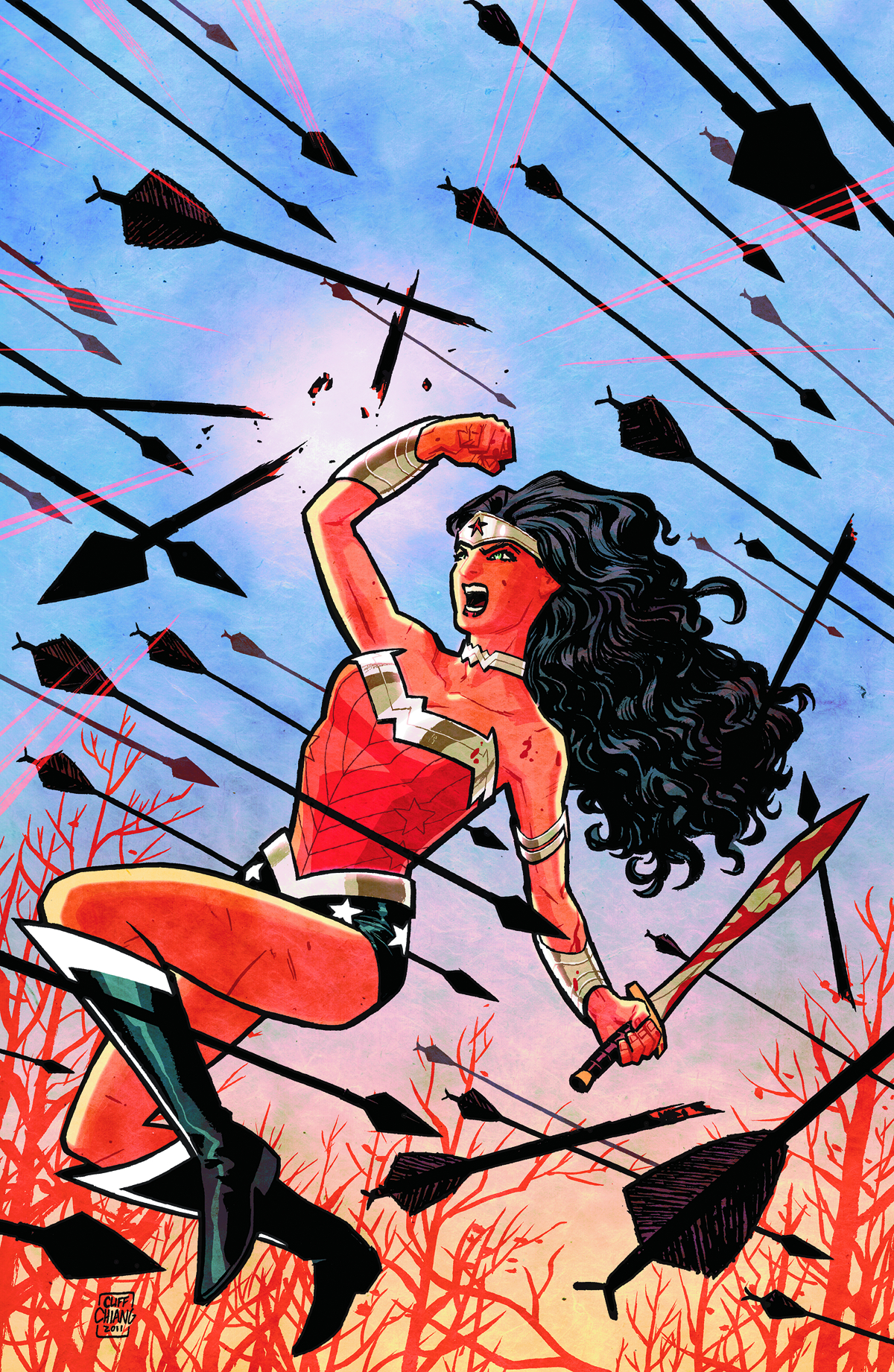 DC ESSENTIALS WONDER WOMAN #1