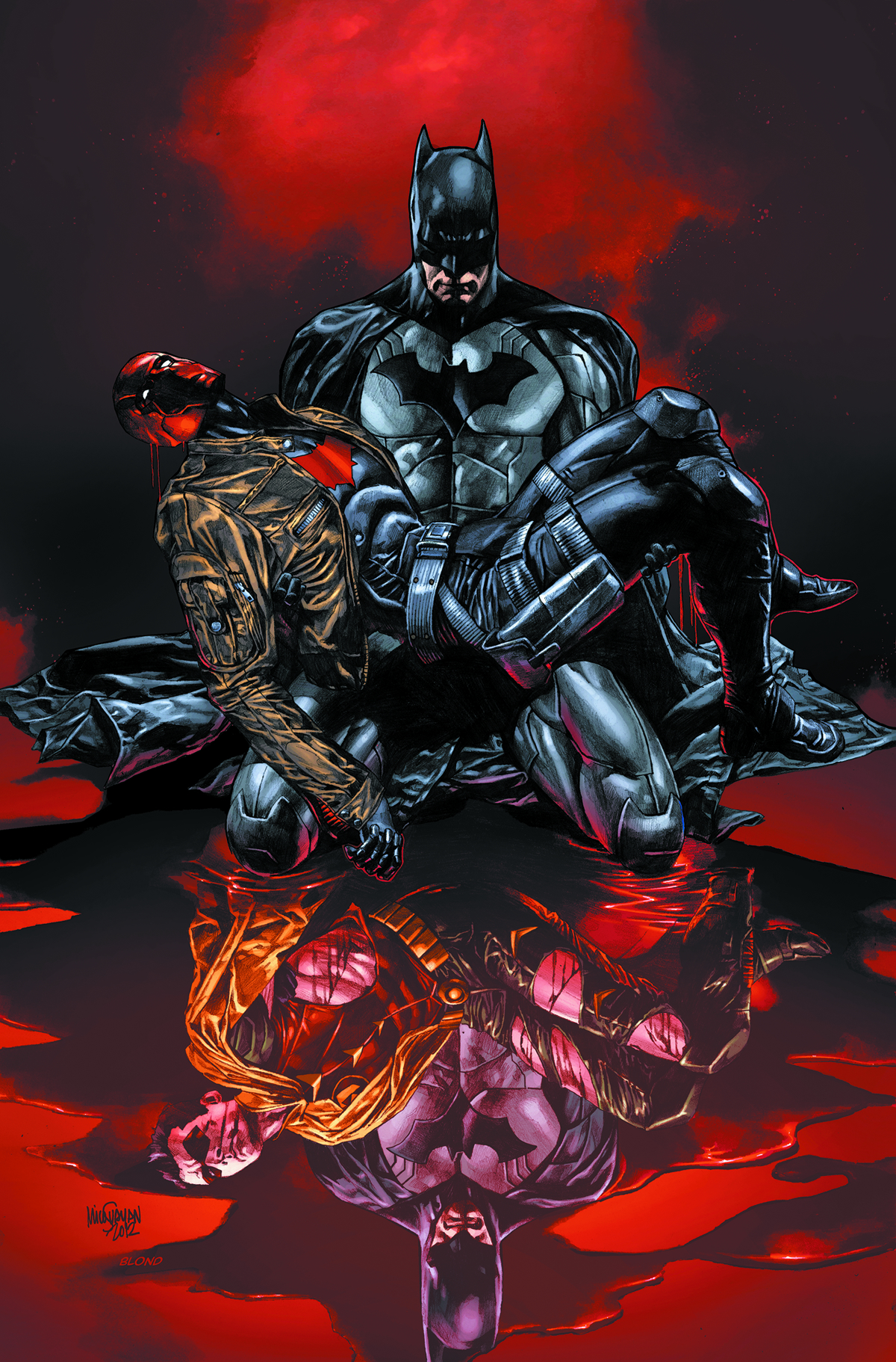RED HOOD AND THE OUTLAWS TP VOL 03 DEATH OF FAMILY
