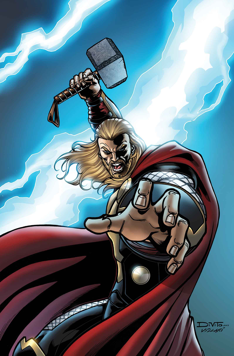 THOR CROWN OF FOOLS #1