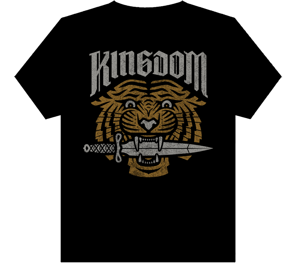 WALKING DEAD KINGDOM T/S MENS MED