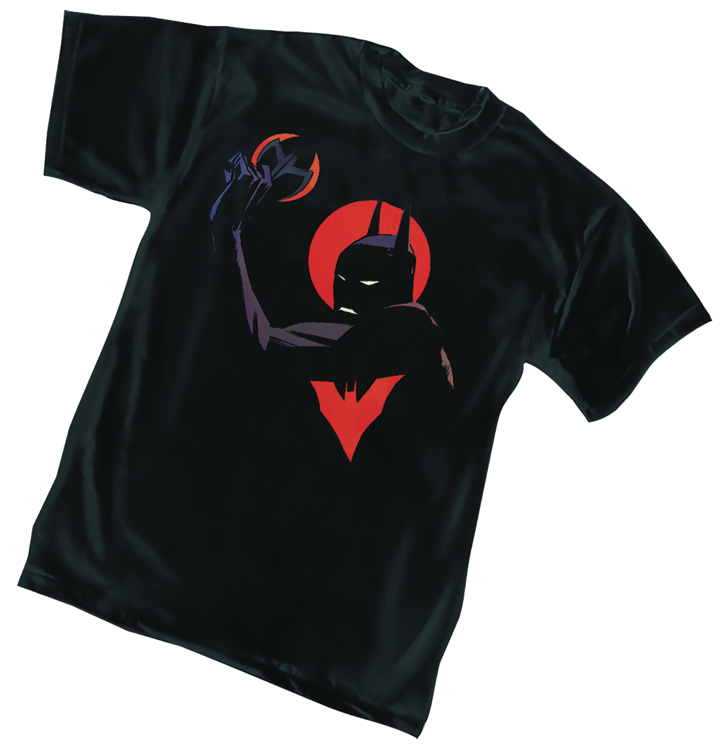 BATMAN BEYOND SHADOWS T/S LG