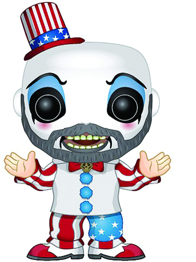 POP MOVIES CAPTAIN SPAULDING VINYL FIG