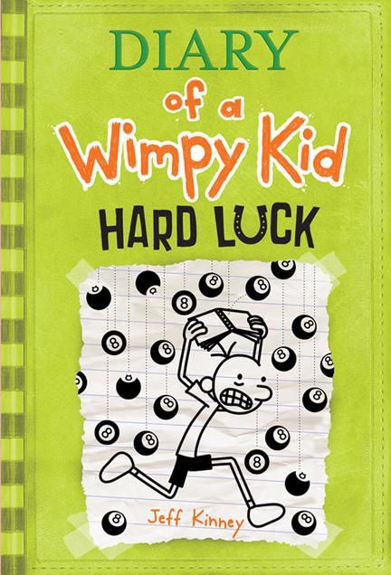 DIARY OF A WIMPY KID HC VOL 08