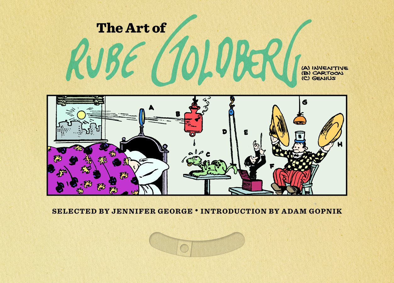 ART OF RUBE GOLDBERG HC