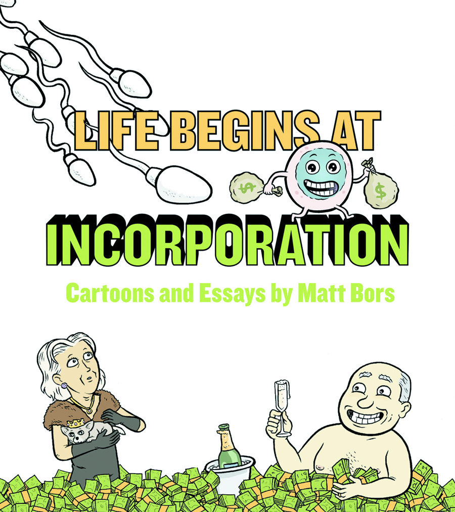 LIFE BEGINS AT INCORPORATION GN